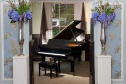 Kirkhill Mansion Grand Piano